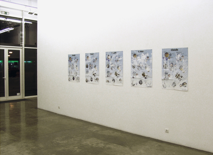 Do It Yourself (clouds experience): installation view